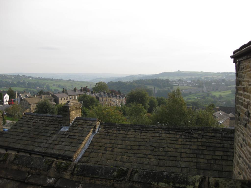 Room With A View / Old White Lion Inn, Haworth