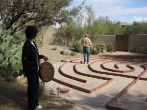 Sacred Labyrinth Meditation