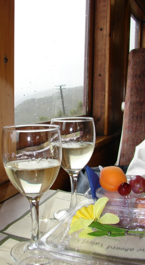 Taieri Gorge train journey / Dunedin, New Zealand