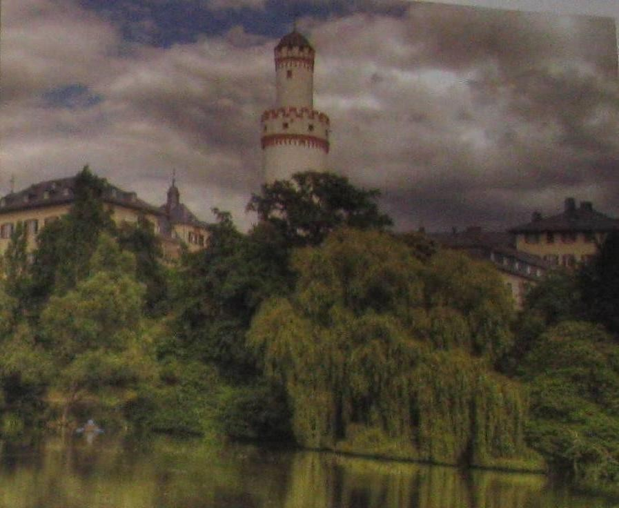 Bad Homburg, Germany (The White Castle)