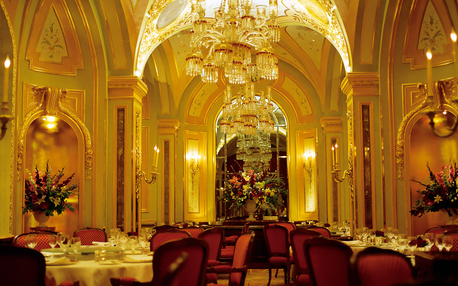 Sunday Lunch At The Ritz Hotel London